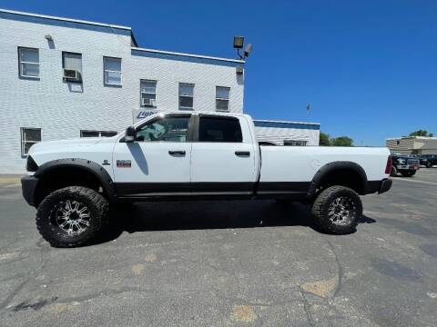 2010 Dodge Ram Pickup 2500 for sale at Lightning Auto Sales in Springfield IL