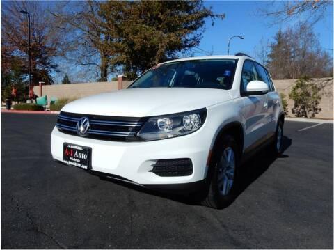 2015 Volkswagen Tiguan for sale at A-1 Auto Wholesale in Sacramento CA
