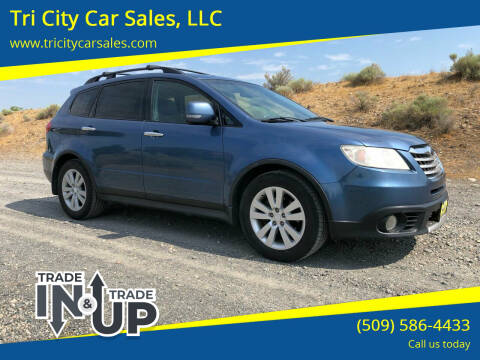 2008 Subaru Tribeca for sale at Tri City Car Sales, LLC in Kennewick WA