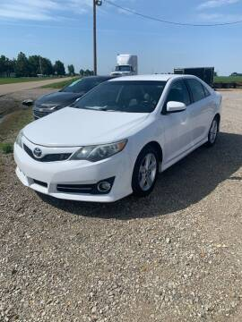 2014 Toyota Camry for sale at Drive in Leachville AR