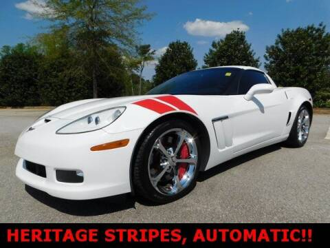 2011 Chevrolet Corvette for sale at West Georgia Auto Brokers in Douglasville GA