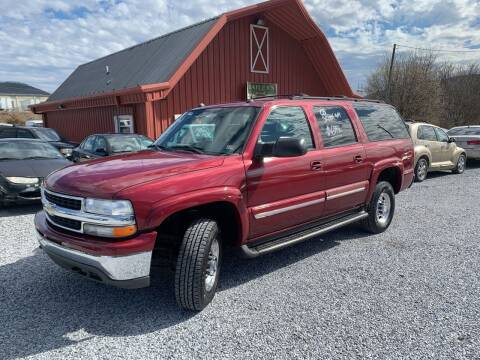2005 Chevrolet Suburban for sale at Bailey's Auto Sales in Cloverdale VA