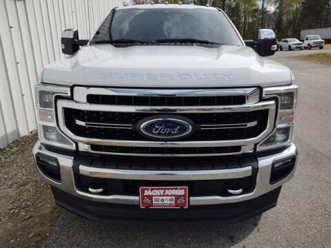 2020 Ford F-350 Super Duty for sale at CU Carfinders in Norcross GA