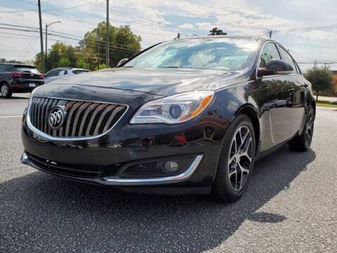2017 Buick Regal for sale at Gentry & Ware Motor Co. in Opelika AL