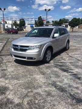 2010 Dodge Journey for sale at SVS Motors in Mount Morris MI