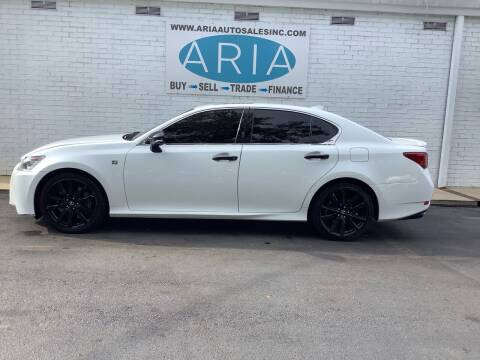 2015 Lexus GS 350 for sale at ARIA AUTO SALES INC.COM in Raleigh NC
