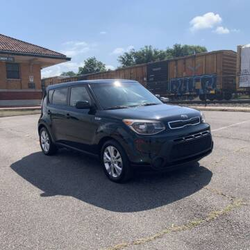 2015 Kia Soul for sale at FIRST CLASS AUTO SALES in Bessemer AL