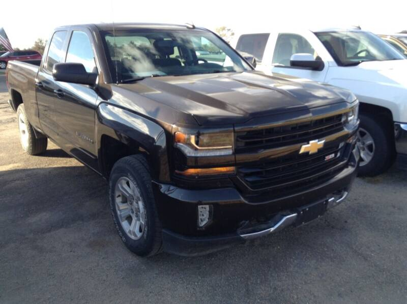 2018 Chevrolet Silverado 1500 for sale at Melton Chevrolet in Belleville KS
