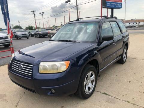 2006 Subaru Forester for sale at Nationwide Auto Group in Melrose Park IL