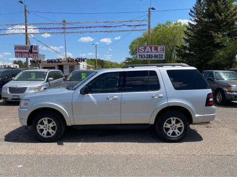 2010 Ford Explorer for sale at Affordable 4 All Auto Sales in Elk River MN