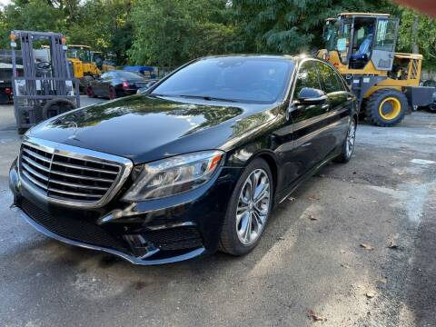 2015 Mercedes-Benz S-Class for sale at Velocity Motors in Newton MA