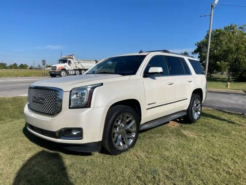 2015 GMC Yukon for sale at Bagwell Motors in Lowell AR