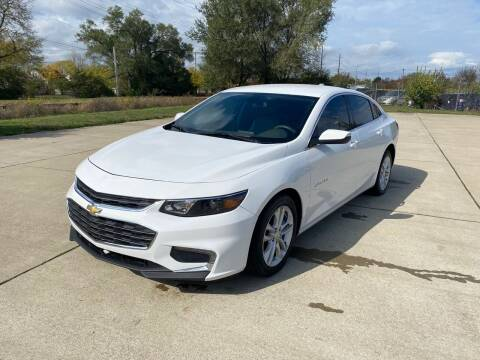 2018 Chevrolet Malibu for sale at Mr. Auto in Hamilton OH