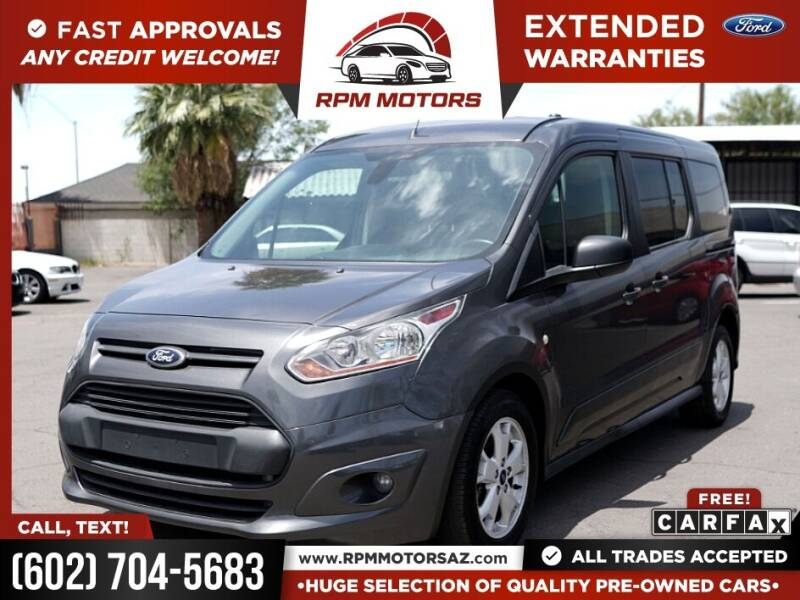 2016 Ford Transit Connect Wagon for sale in Phoenix, AZ