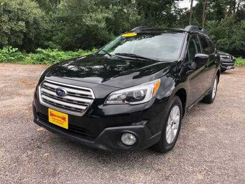 2015 Subaru Outback for sale at KINGSTON AUTO SALES in Wakefield RI