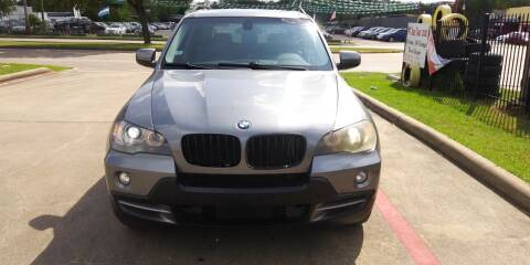 2008 BMW X5 for sale at Nation Auto Cars in Houston TX