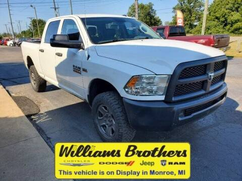 2014 RAM Ram Pickup 2500 for sale at Williams Brothers - Pre-Owned Monroe in Monroe MI