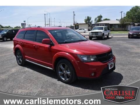 2015 Dodge Journey for sale at Carlisle Motors in Lubbock TX