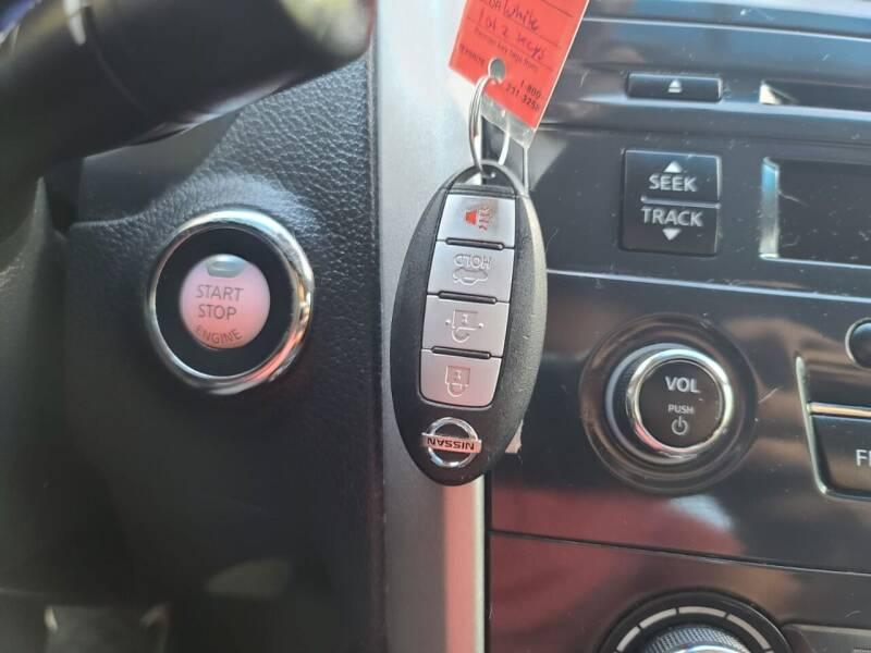 2014 Nissan Altima 2.5 SL 4dr Sedan - Houston TX