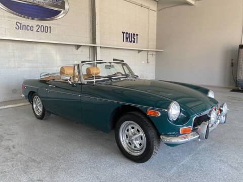 1974 MG MGB for sale at TANQUE VERDE MOTORS in Tucson AZ