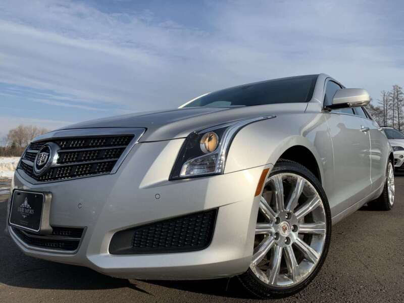 2013 Cadillac ATS for sale at LUXURY IMPORTS in Hermantown MN