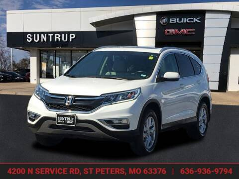 2016 Honda CR-V for sale at SUNTRUP BUICK GMC in Saint Peters MO