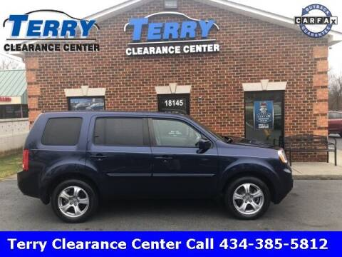 2013 Honda Pilot for sale at Terry Clearance Center in Lynchburg VA