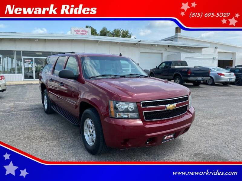 2007 Chevrolet Suburban for sale at Newark Rides in Newark IL