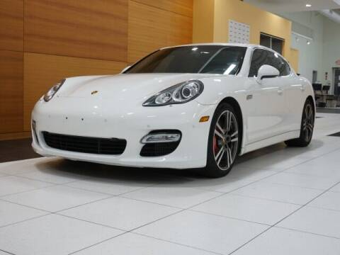 2012 Porsche Panamera for sale at PORSCHE OF NORTH OLMSTED in North Olmsted OH