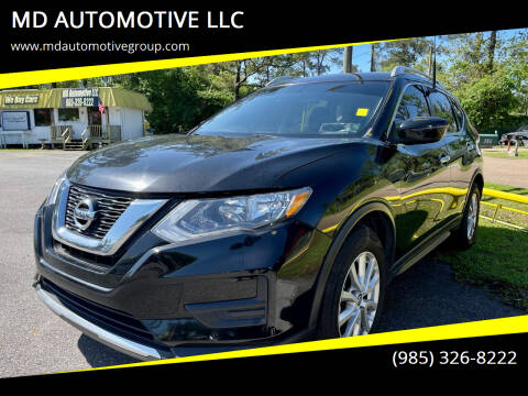 2017 Nissan Rogue for sale at MD AUTOMOTIVE LLC in Slidell LA