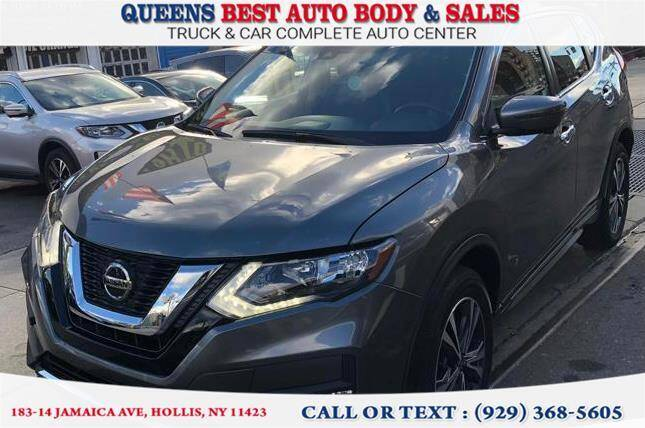 2018 Nissan Rogue for sale in Jamaica, NY