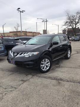 2011 Nissan Murano for sale at AutoBank in Chicago IL