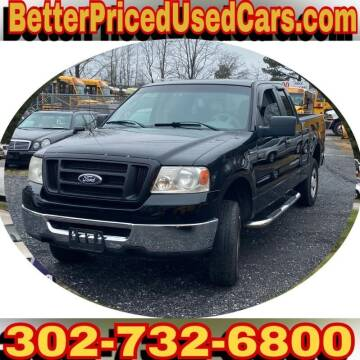 2008 Ford F-150 for sale at Better Priced Used Cars in Frankford DE