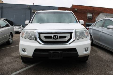 2011 Honda Pilot for sale at EZ PASS AUTO SALES LLC in Philadelphia PA