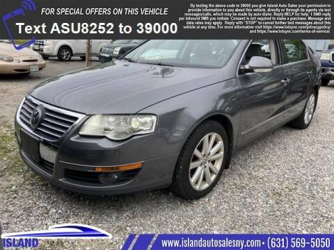 2007 Volkswagen Passat for sale at Island Auto Sales in E.Patchogue NY