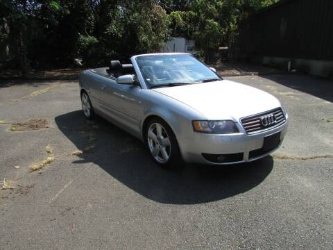 2006 Audi A4 for sale at Nutmeg Auto Wholesalers Inc in East Hartford CT