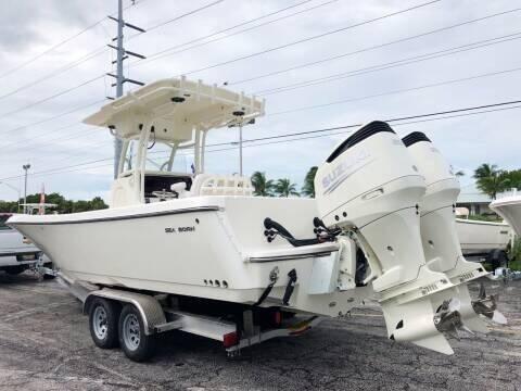 2021 SEA BORN LX26 for sale at Key West Kia - Wellings Automotive & Suzuki Marine in Marathon FL