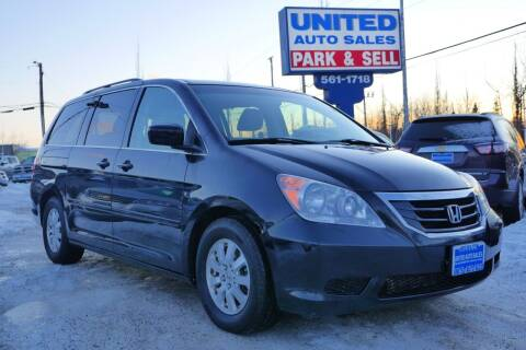 2009 Honda Odyssey for sale at United Auto Sales in Anchorage AK