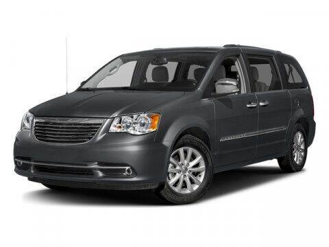 2016 Chrysler Town and Country for sale at HILAND TOYOTA in Moline IL