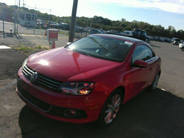 2013 Volkswagen Eos for sale in Charlotte, NC