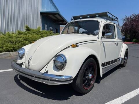 1969 Volkswagen Beetle for sale at Parnell Autowerks in Bend OR