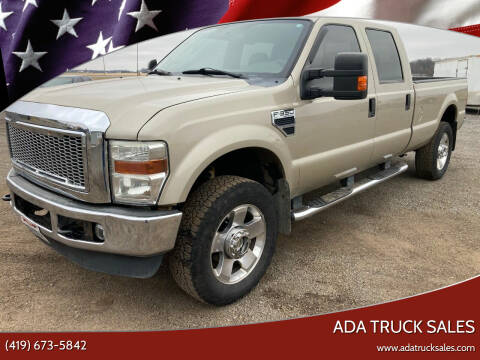 2008 Ford F-350 Super Duty for sale at Ada Truck Sales in Ada OH