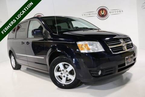 2010 Dodge Grand Caravan for sale at Unlimited Motors in Fishers IN