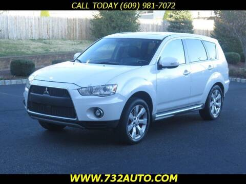 2010 Mitsubishi Outlander for sale at Absolute Auto Solutions in Hamilton NJ