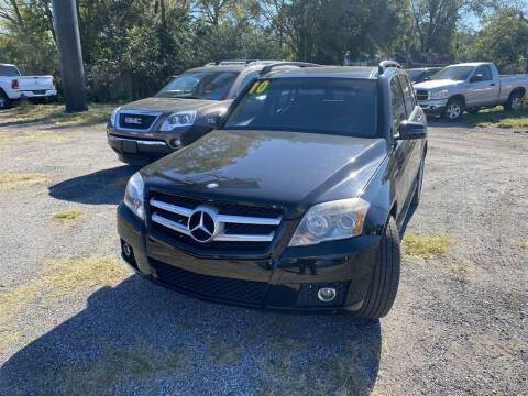 2010 Mercedes-Benz GLK for sale at THE COLISEUM MOTORS in Pensacola FL