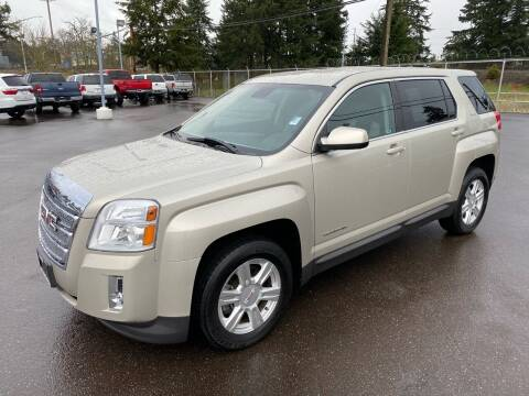 2014 GMC Terrain for sale at Vista Auto Sales in Lakewood WA