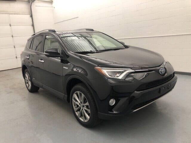 2018 Toyota RAV4 Hybrid for sale in Waterbury, CT