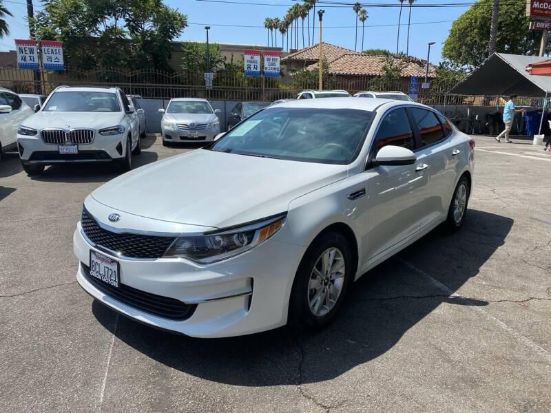2018 Kia Optima for sale at Orion Motors in Los Angeles CA