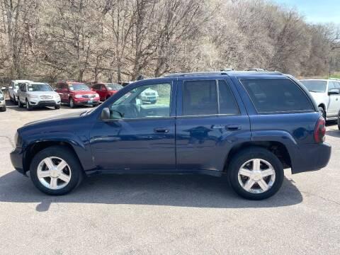 2007 Chevrolet TrailBlazer for sale at Iowa Auto Sales, Inc in Sioux City IA