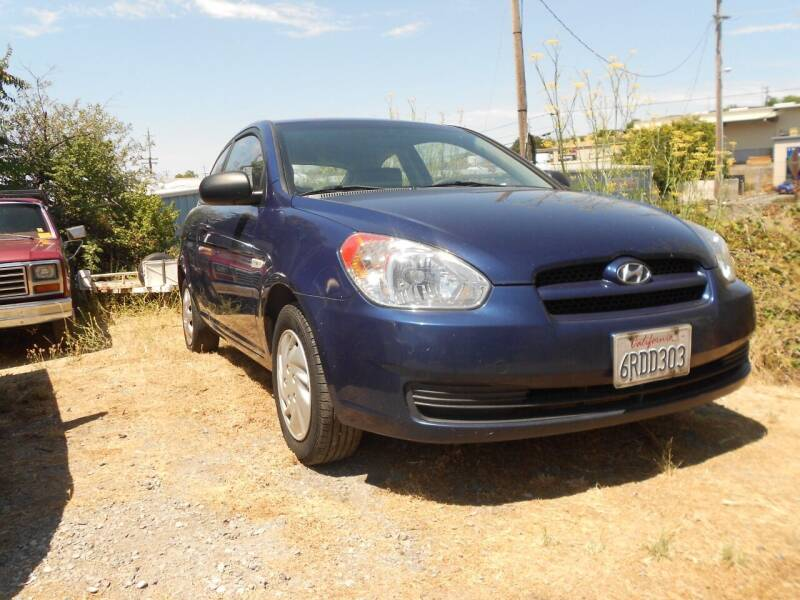 2011 Hyundai Accent for sale at Mountain Auto in Jackson CA